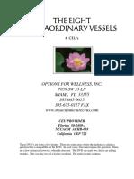Extra Ordinary Vessels