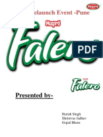 Falero Relaunch Event -Pune