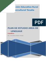 Plan Estud. Lenguaje 2018