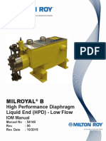 54149 Milroyal B HPD Low Flow