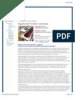 Engenharia Controle Automacao Unicamp