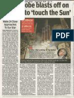 NASA TimesOfIndia13Aug2018