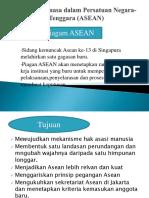 Isu-isu Semasa dalam Persatuan Negara-Negara Asia Tenggara (ASEAN)