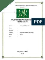 Aplicacion Matematica a La Contabilidad (2)