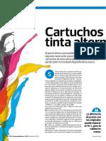 Cartuchos Tinta (Cm386 Noviembre2013) PDF