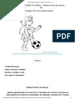 Trova sobre futebol edilson alves de souza Goiás