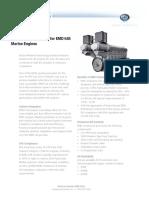 EMD 645 Marine Emissions Kits A4