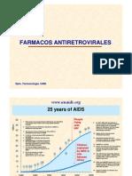 antirretrovirales clase