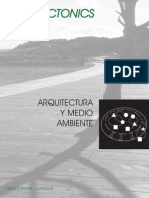 Arquitectura y Medio Ambiente