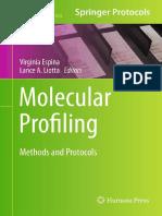 [Methods in Molecular Biology 823] Stacy M. Cowherd (Auth.), Virginia Espina, Lance a. Liotta (Eds.) - Molecular Profiling_ Methods and Protocols (2012, Humana Press)