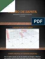 Diseño de Zapata