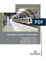Delhi Metro Railway-Group 4