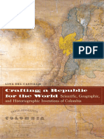 Libro Lina Del Castillo-Crafting a Republic for the World