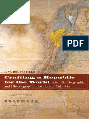 Libro Lina Del Castillo-Crafting a Republic for the World