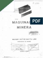 Maquinaria Minera Maximo Victor Mayta (2)