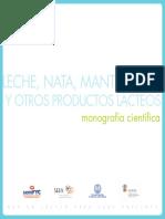 Monografia Leche Nata Mantequilla Otros