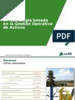 Primer Seminario Técnico Ferroviario Argentina-España - Gestion de Activos