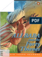 Ali Bada and the FOrty Thieves