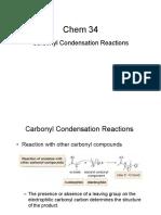 Chem34 L16 Carbonyl Condensation Reactions