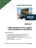 UNID_7_CÓMO OPERAR CON EL EQUIPO CON SEGURIDAD Y EFICIENCIA 930E 4se