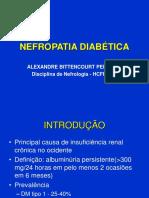 Aula Nefropatia Diabetica