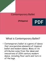 Contemporary-Ballet.pptx