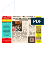 História do voto no COREU