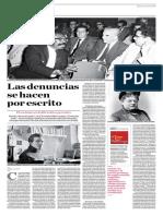 Las Denuncias Se Hacen Por Escrito, El Racismo en La Literatura Peruana