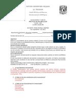 1° Vuelta- Practicas de Psicobiología