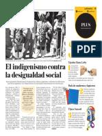 El Indigenismo Contra La Desigualdad Social
