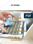 Cyber and Information Security Directive -Exposure Draft