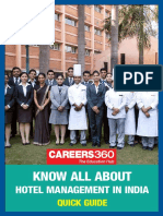 hotel management career guide
