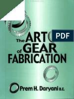 Art of Gear Fabrication
