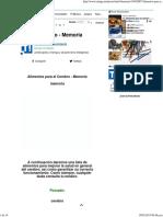 Alimentos para el Cerebro - Memoria - Taringa!.pdf