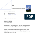 Factores Criticos en La Demanda de Energia en CNC