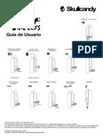 Crusher BT Manual Spanish