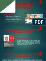 CONTABILIDAD DEL SECTOR CONSTRUCCION