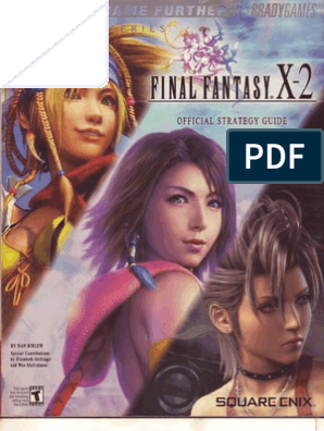 FFX-2 HD matchmaking