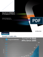 APIManagement from SoftwareAG