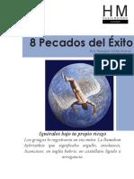 8 Pecados del exito.pdf