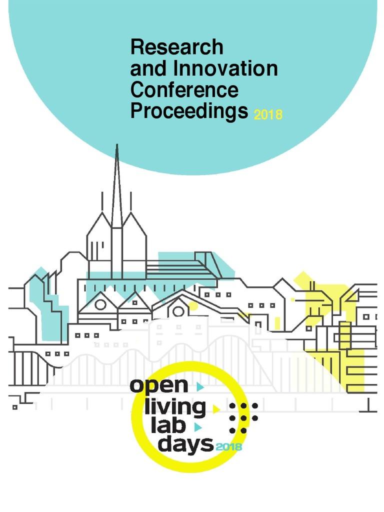 Conference Proceedings OLLD18   Social Exclusion   Scientific Method