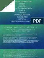 Caracterizacion de Ycimientos Segundo Tema Emilio Arteaga