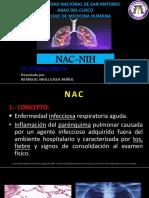 NAC Y NIH