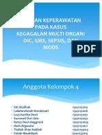 T7. SGD Kel. 4 (Kegagalan Multi Organ)