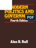 Alan R. Ball (Auth.) - Modern Politics and Government (1988, Macmillan Education UK)