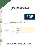 CLASE PARÁMETROS CINÉTICOS.pptx