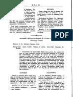 Stf - Re 57.810 - Rel Hermes Lima - Prescricao Vencimentos Magistrados - Acordao de 1966