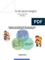 02. Modelo de Salud Integral