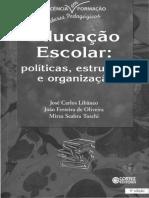 EDUCAÇÃO ESCOLAR POLÍTICA -ESTRUTURA E ORGANIZAÇÃO.pdf