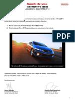 INF05.13 - Lançamento Civic 2014.pdf